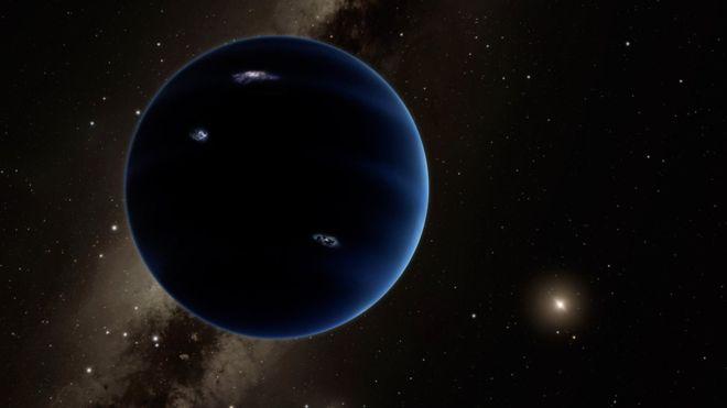 Nono Pianeta del Sistema Solare