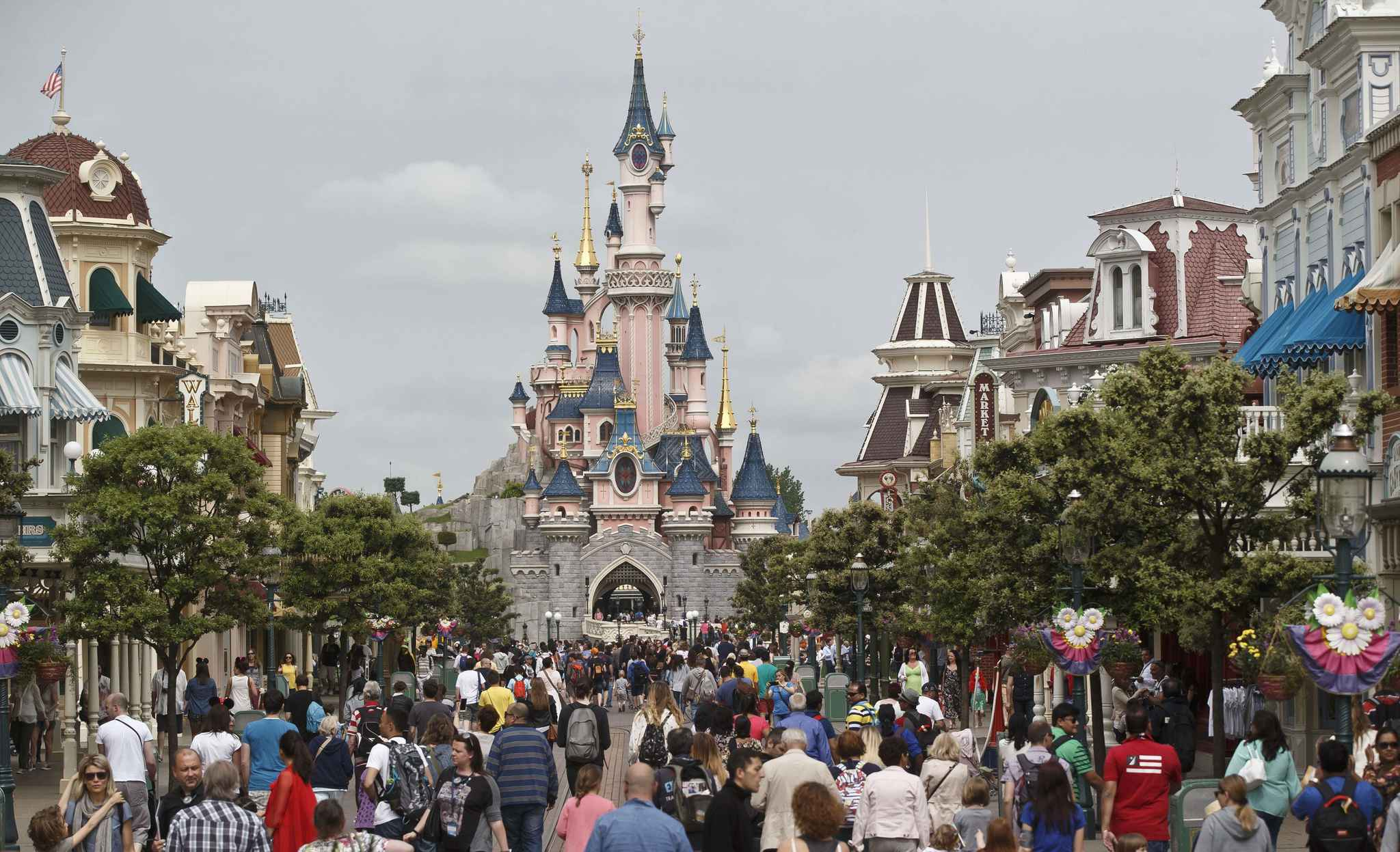 Paura a Disneyland