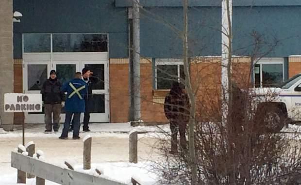 Sparatoria in una scuola in Canada