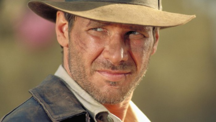 Harrison Ford torna a vestire i panni dell'archeologo Indiana Jones