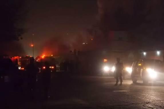 Talebani lanciano razzo contro ambasciata italiana a Kabul