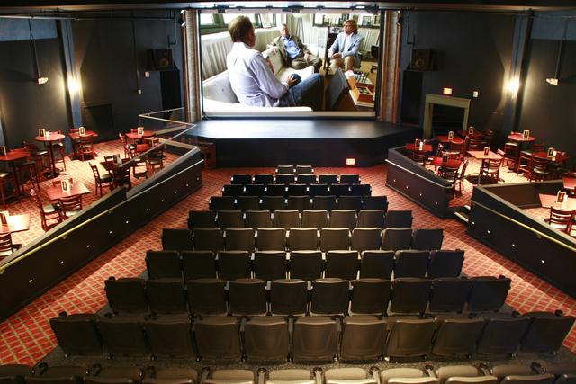 Cinema e ristorante