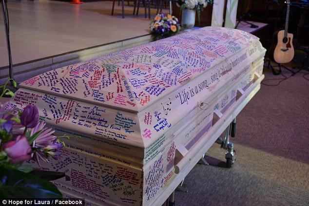 Laura è morta a 18 anni di leucemia