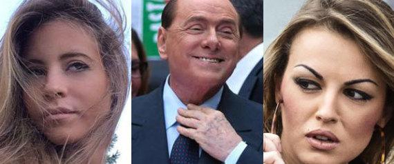 Berlusconi Pascale Palombini