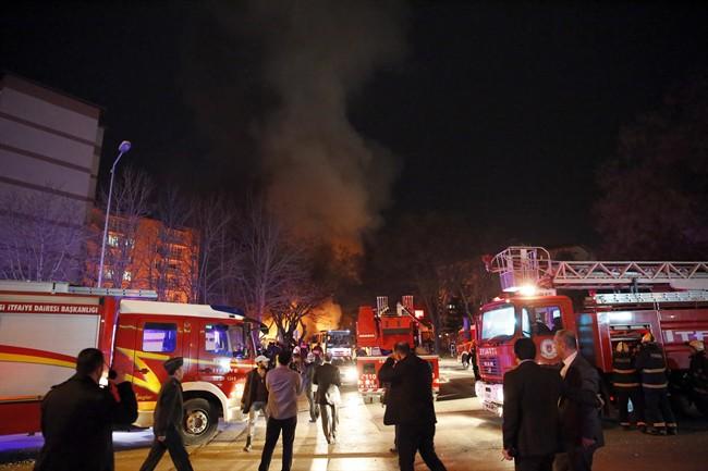 Esplosione autobomba ad Ankara
