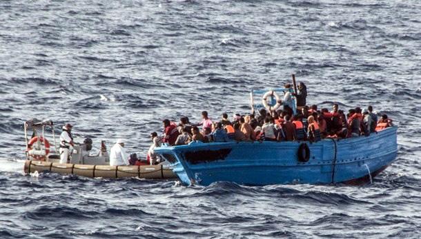 Migranti soccorsi