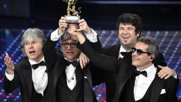 Sanremo 2016 vincono gli Stadio