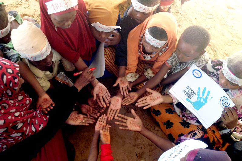 Unicef mutilazioni genitali femminili