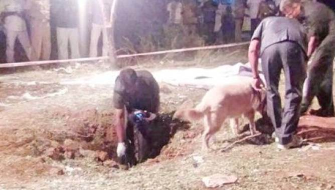 Autista indiano muore colpito da un meteorite