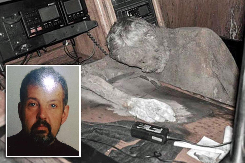 Trovato corpo mummificato dentro yacht alla deriva