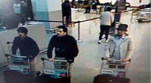 Individuati attentatori di Bruxelles