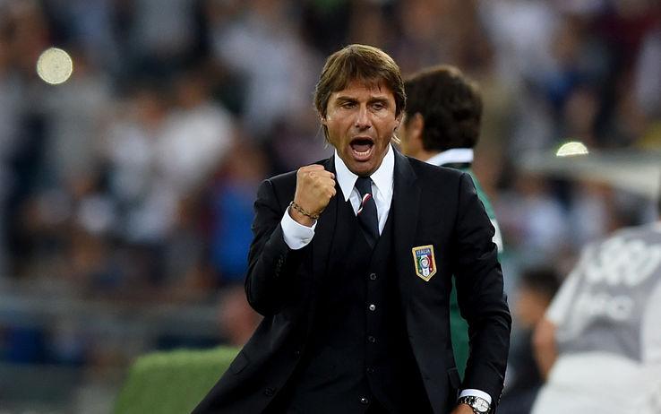 Antonio Conte lascia la nazionale dopo l'Europeo