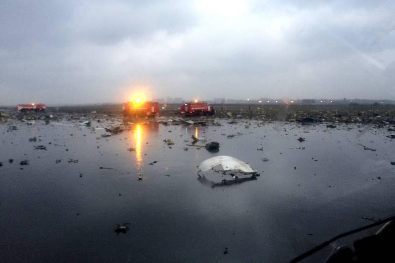 Aereo della Flydubai si schianta a Rostov
