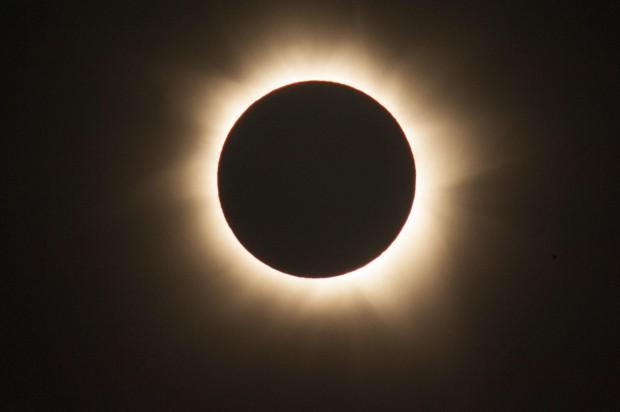 Eclissi totale di Sole