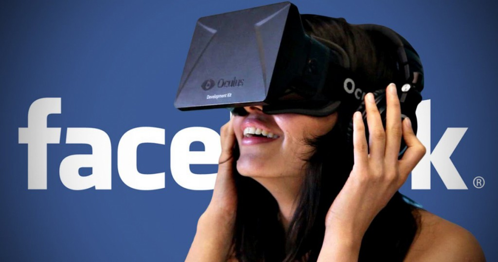 Facebook ricorre agli Oculus per teletrasporto