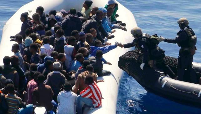 Sms salva migranti