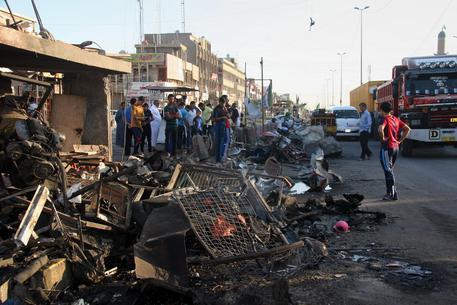 Attacco suicida in Iraq