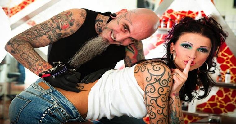 Average Price Small Tattoo: Fare Tanti Tatuaggi Fa Bene Alla Salute: La Scienza Spiega