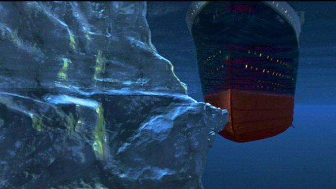L'iceberg che affondò il Titanic ha 100 mila anni