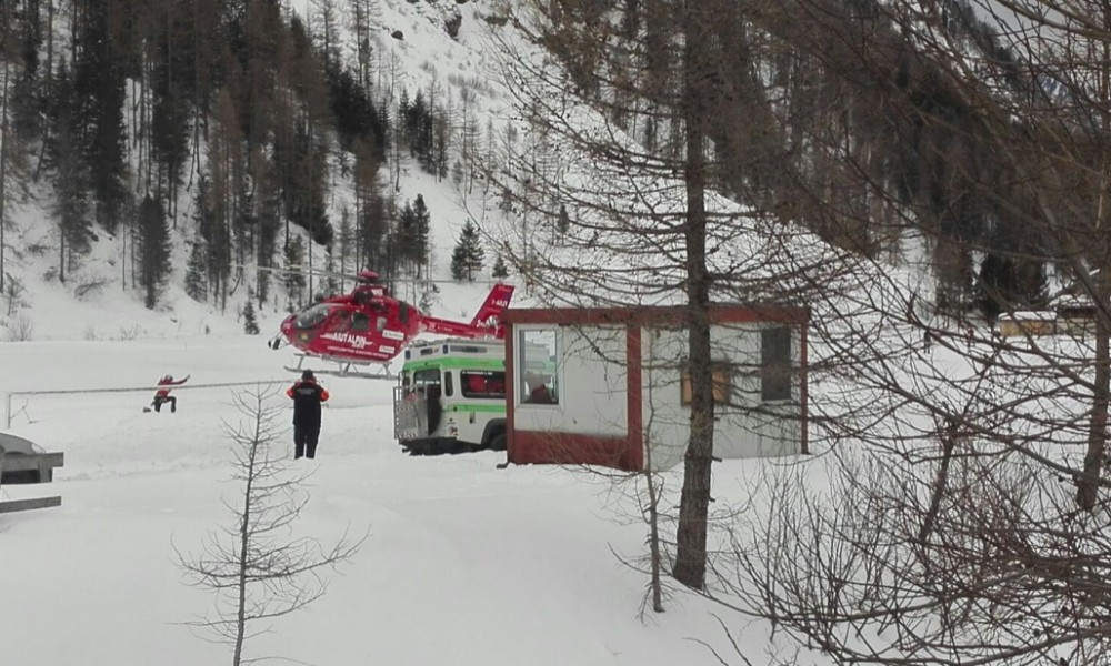 Valanga in Valle Aurina: sei morti