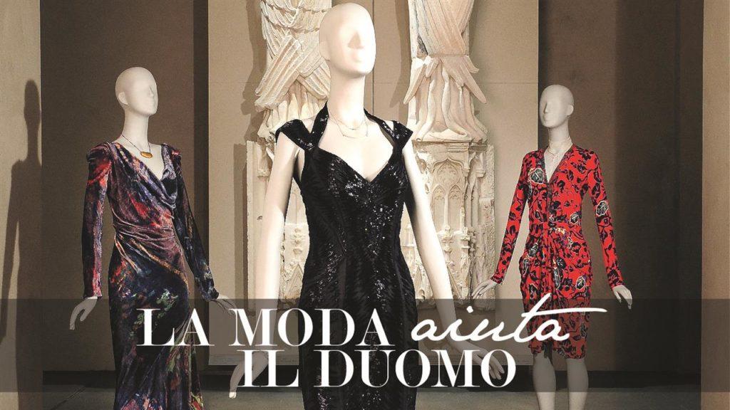 La moda aiuta il Duomo