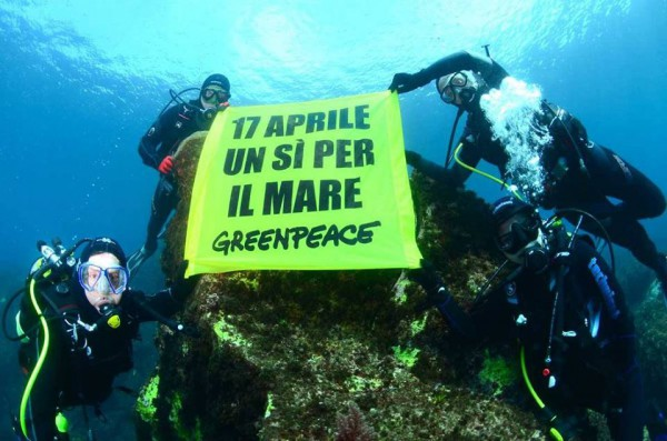 Appello Greenpeace