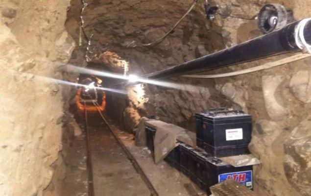 Tunnel della droga