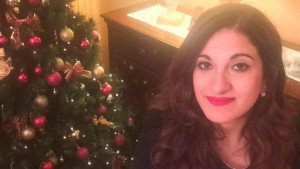 Valentina Tarallo, ricercatrice italiana a Ginevra