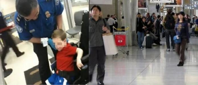Bimbo fermato in aeroporto da 10 giorni a causa del passaporto falso