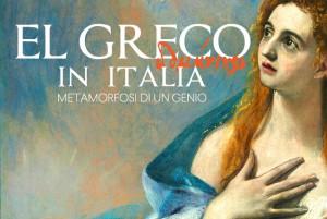 La mostra su El Greco