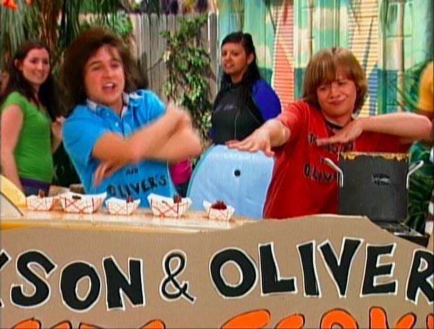 Rap di Jackson e Oliver