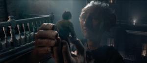 Immagine dal trailer di GGG