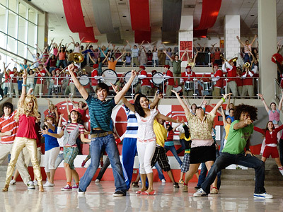 High school musicla