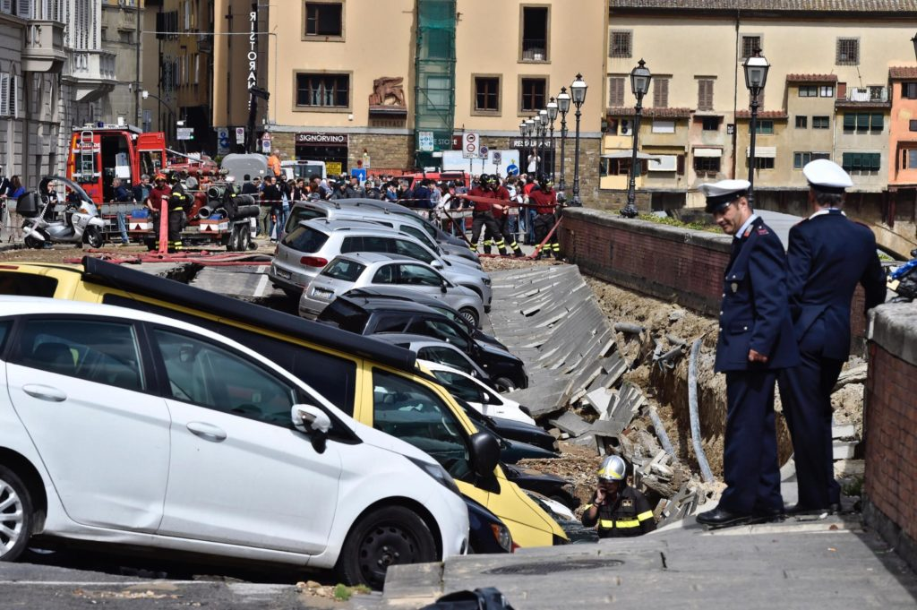 Firenze, Lungarno