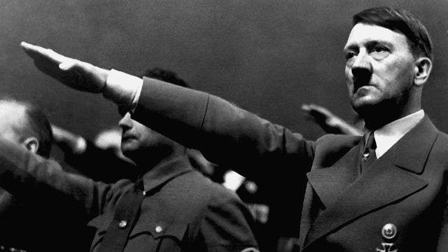 Le foto segrete di Hitler