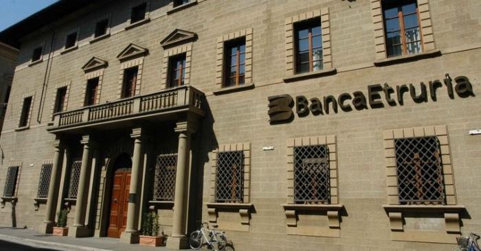 Banca Etruria, una delle 4 banche in liquidazione