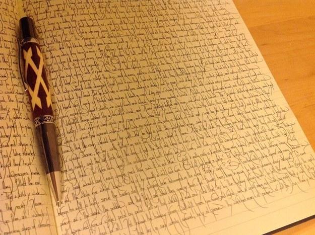 Calligrafie (21)