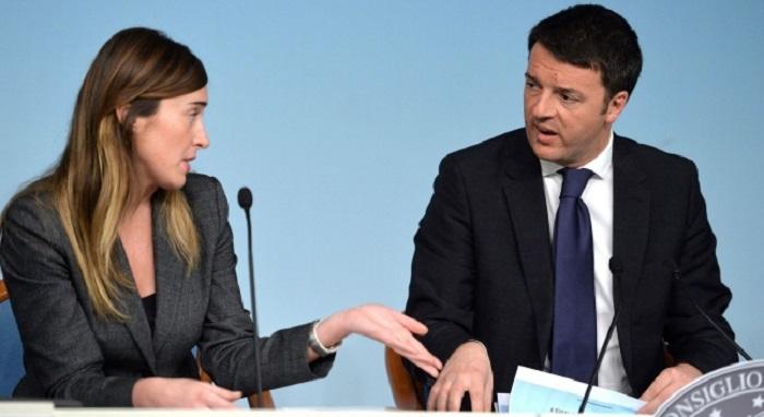Comunali e Referendum, Boschi e Renzi