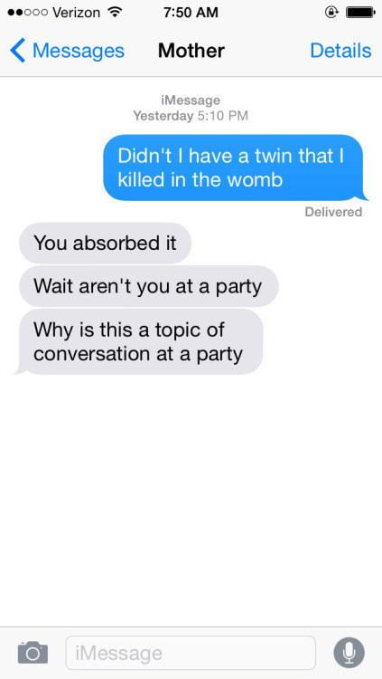 Conversazioni da party