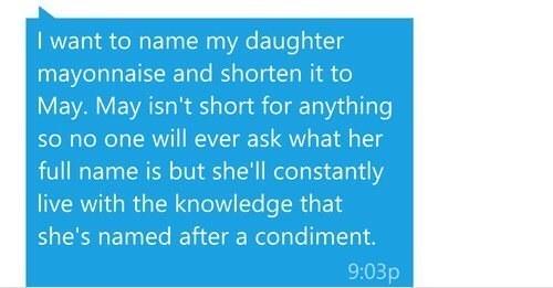 Il nome perfetto per un bambino