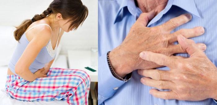 Scienza paragona dolori mestruali all'infarto