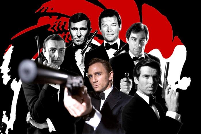 La saga di 007 James Bond