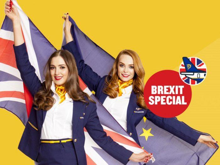 Lo slogan Ryanair