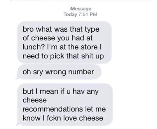 Quel formaggio