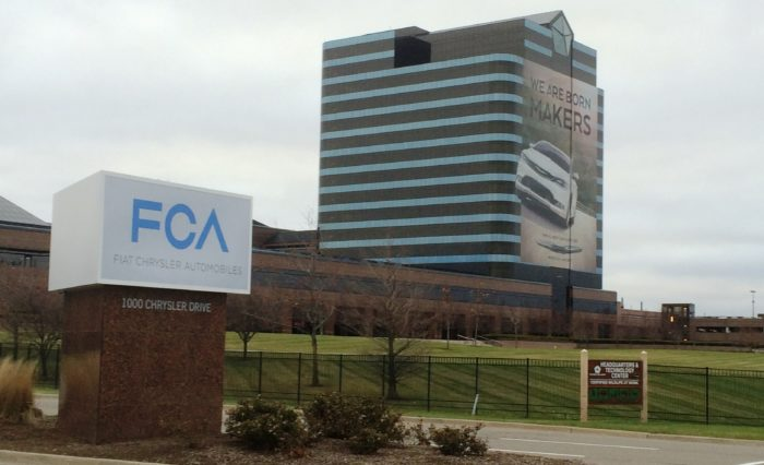Sede Fca-Chrysler