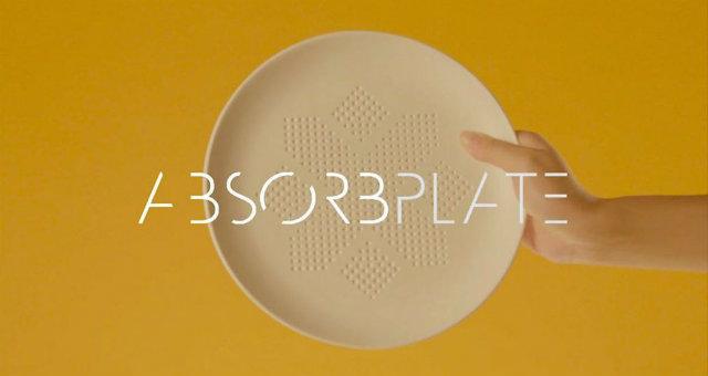 AbsorPlate, la nuova moda per dimagrire