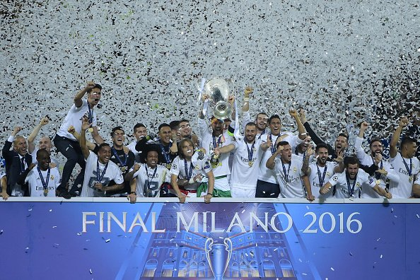 Real Madrid vince la Champions League