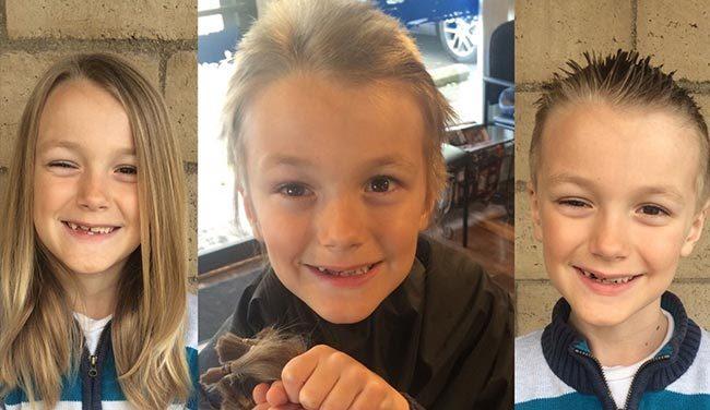 Bimbo dona i capelli ai malati di cancro, poi la tragica scoperta