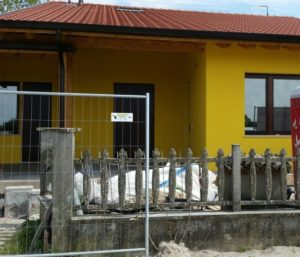 La casa di Franco e Giancarla Bastia