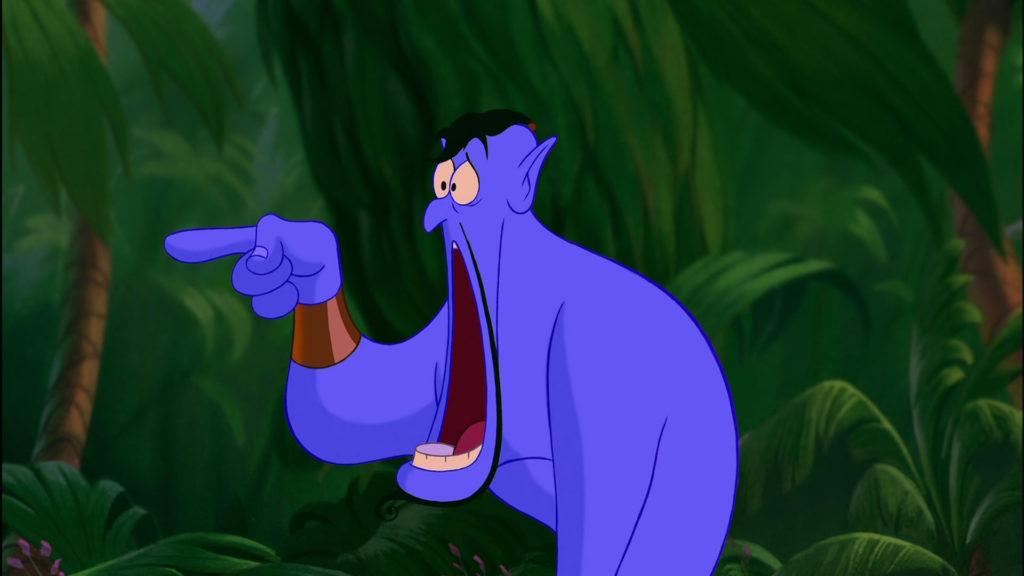 Teorie Disney
